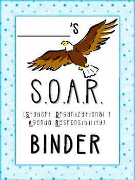 S.O.A.R. Binder Cover