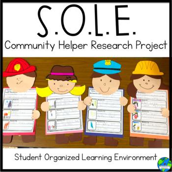 S.O.L.E. Community Helper Research Project