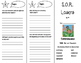 S.O.R. Losers Trifold - Storytown 6th Grade Unit 2 Week 2