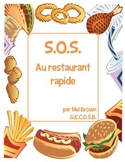S.O.S. - Au restaurant rapide (Fast Food)