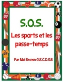 S.O.S. - Les sports et les passe-temps (Sports & Hobbies)