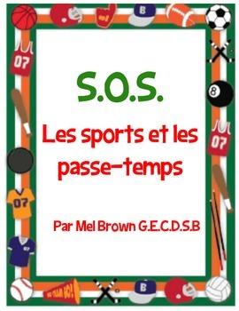 S.O.S. - Les sports et les passe-temps (Sports & Hobbies)