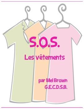 S.O.S. - Les vêtements (Clothing)