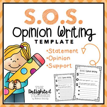 S.O.S Opinion Writing