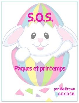 S.O.S. - Pâques et printemps (Spring & Easter)
