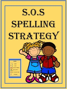 S.O.S  Simultaneous Oral Spelling