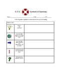 S.O.S. Text Summary Organizer