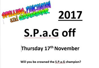 S.P.a.G off competition rules