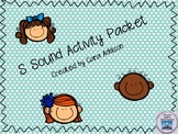 S Sound Activity Packet