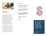 S Sound Brochure for Parents