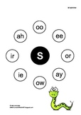 S Syllables   Speech Therapy