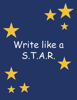 S.T.A.R. Writing - Common Core