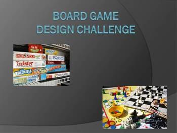 S.T.E.A.M Board Game Design Project