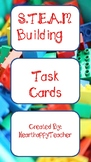 S.T.E.A.M. Building Task Cards
