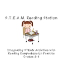 S.T.E.A.M. Reading Station