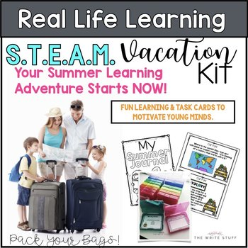 S.T.E.A.M. Vacation Kit Summer