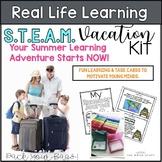 STEAM Vacation Kit Summer