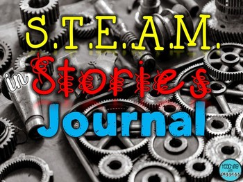 S.T.E.A.M. in Stories Journal
