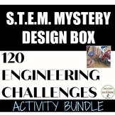 STEM Challenges Mystery Box Design Activities BUNDLE Dista