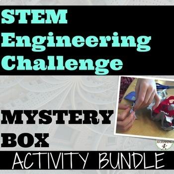 STEM Engineering Challenge: Mystery Box Design Challenge -