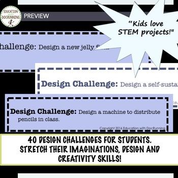 STEM Engineering Challenge: Mystery Box Engineering Design (Set #2)