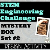 STEM Engineering Challenge: Mystery Box Engineering Design
