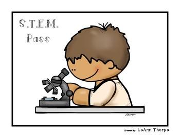 S.T.E.M. PASS