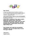 S.T.E.M. introduction letter for parents
