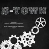 S-Town (pt. 1) Listening Companion, Listening Skills, Podcast Listening Activity