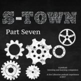 S-Town (pt. 7) Listening Companion, Listening Skills, Podcast Listening Activity