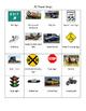 S Travel Bingo for Summer Articulation Practice