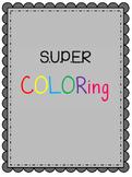 S.U.P.E.R. Coloring