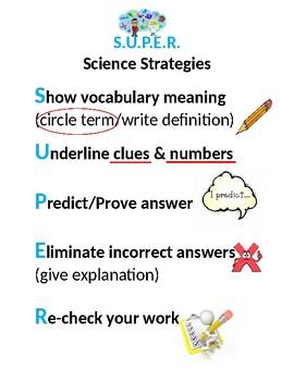 S.U.P.E.R. Science Strategies