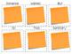 S-W-B-S-T Summary Graphic Organizer