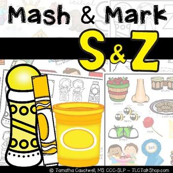 Articulation S & Z: Dough N' Go