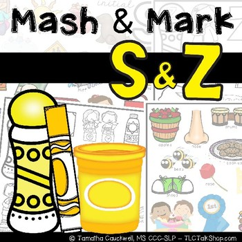 S & Z Articulation: Mash & Mark