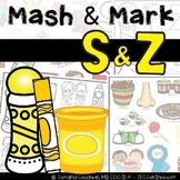 S & Z Articulation: Mash & Mark