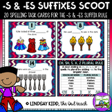 S and ES Suffixes SCOOT