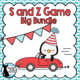 S and Z Game Bundle plus Boom Cards