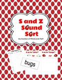 S and Z Sound Sort