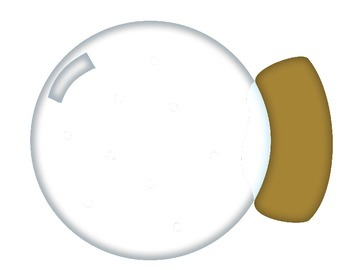 S-blend Snow Globes