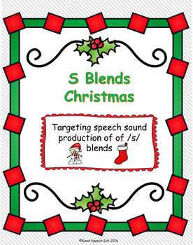 S blends Christmas