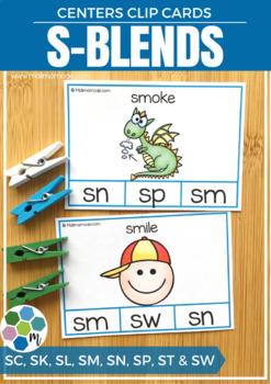 S-blends Clip Cards