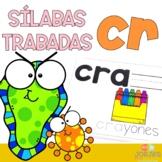 Sílabas trabadas CR