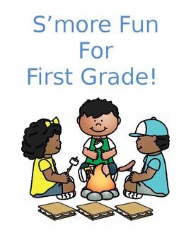 S'more Fun in First Grade!