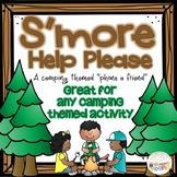 S'more Help Please Cards