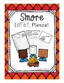S'more Literacy, Please: Fall Phonics Activity Set