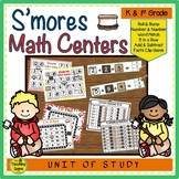 S'more Math Centers & Games