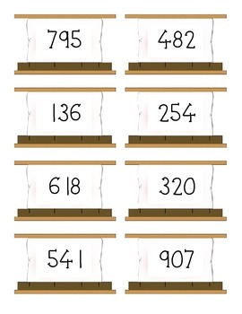 S'more Place Value, Comparing, & Even and Odd Center