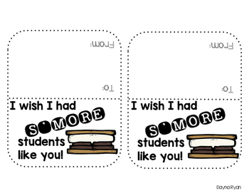 S'more Students Like You Tags